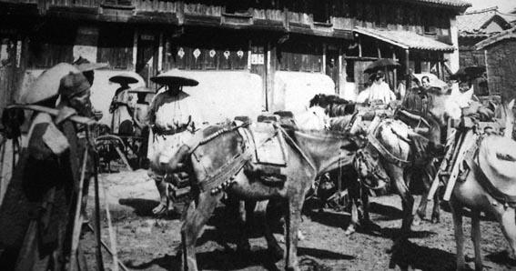 Cha Ma Dao: La antigua ruta del té y los caballos, Yunnan, Sichuan, China