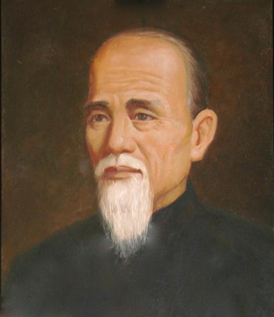 Chan Heung, Choy Li Fut, Conducta del Choy Li Fut, Choy Li Fut Code of conduct,