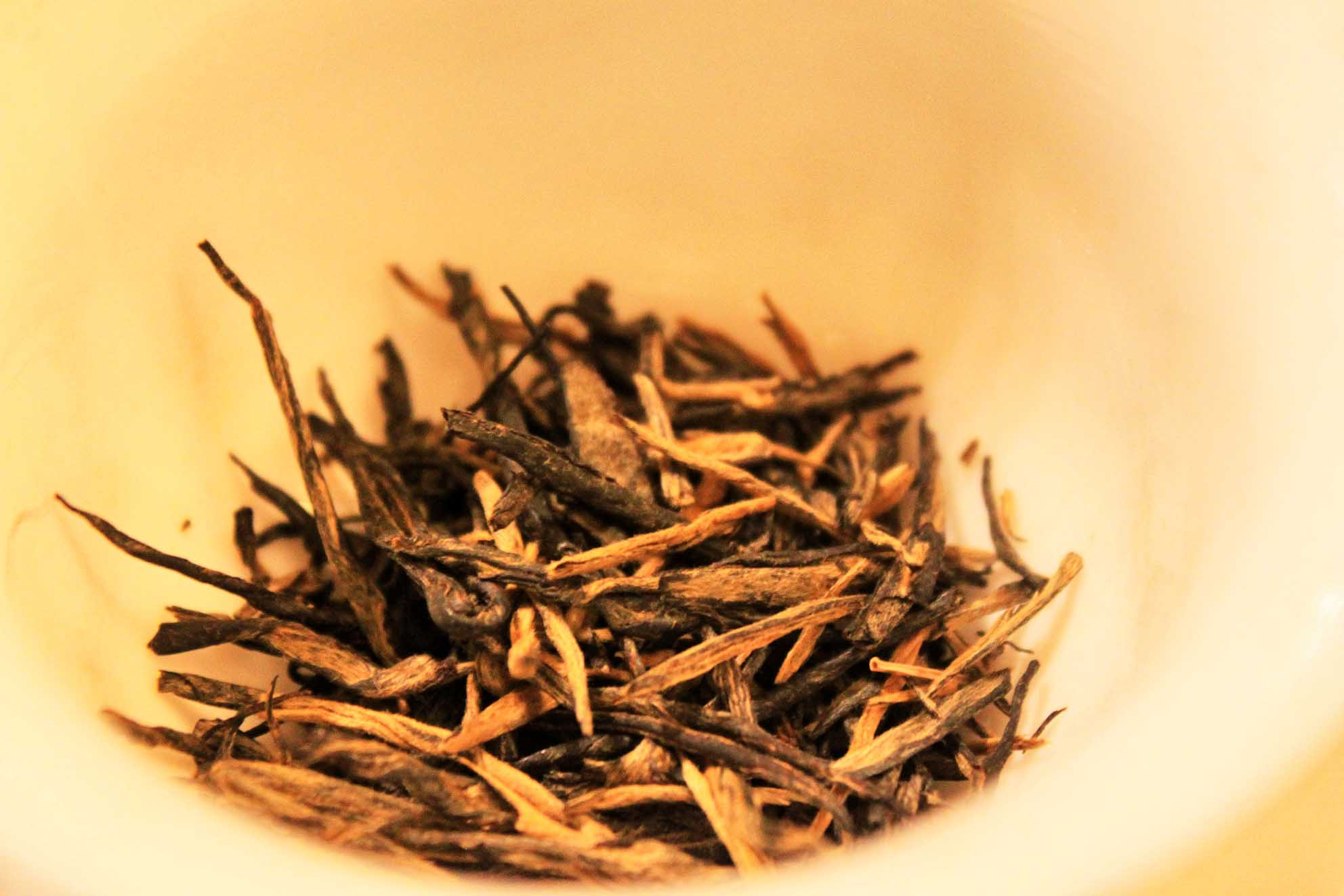 Té negro Pine Needle, variedades del té, tea varieties,
