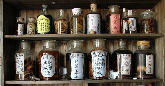 Dit Da Jow o medicina de hierbas para Kung fu
