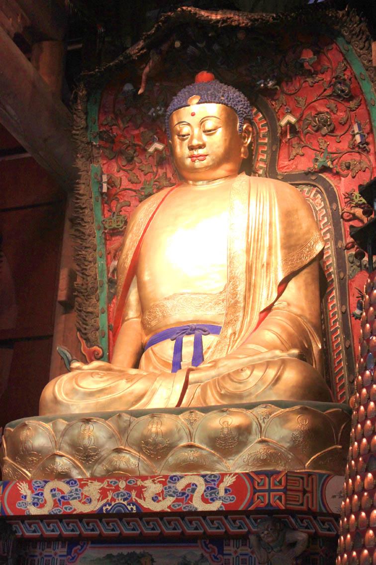 Estatua Sakyamuni - Life of the Buddha