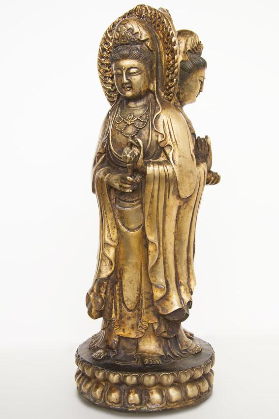 Figura de Guan Yin - Guan Yin y la Indigenización del Budismo en China