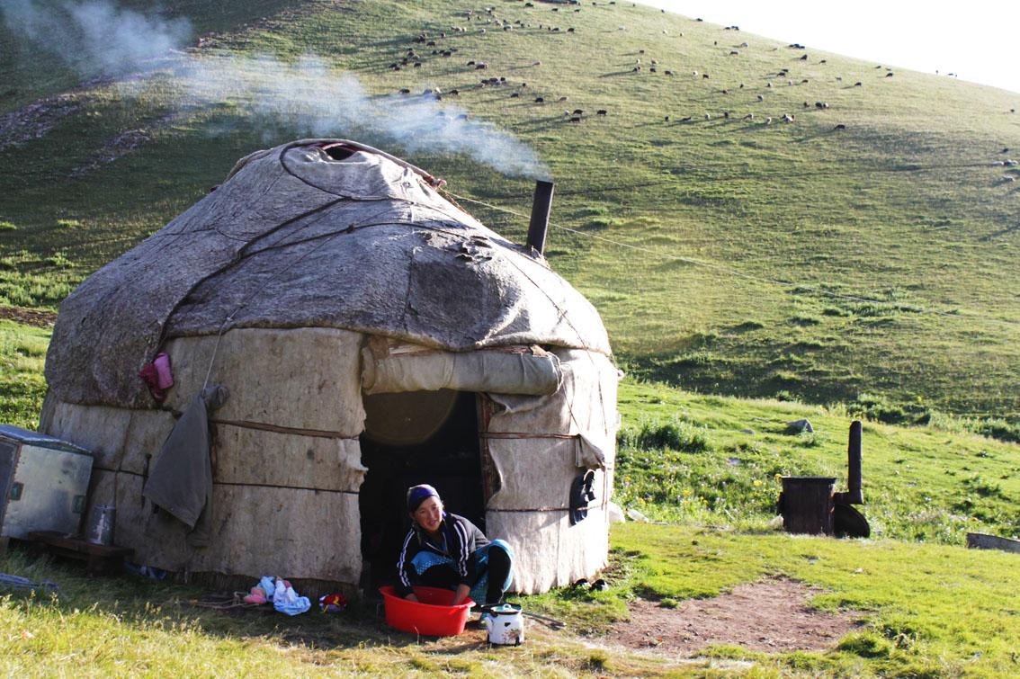Kirguistan02 - El Viaje del Monje Xuan Zang