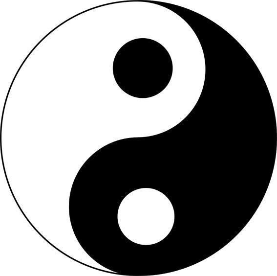 Tai Ji Tu - The Yin-Yang Theory and its Applications to Martial Arts