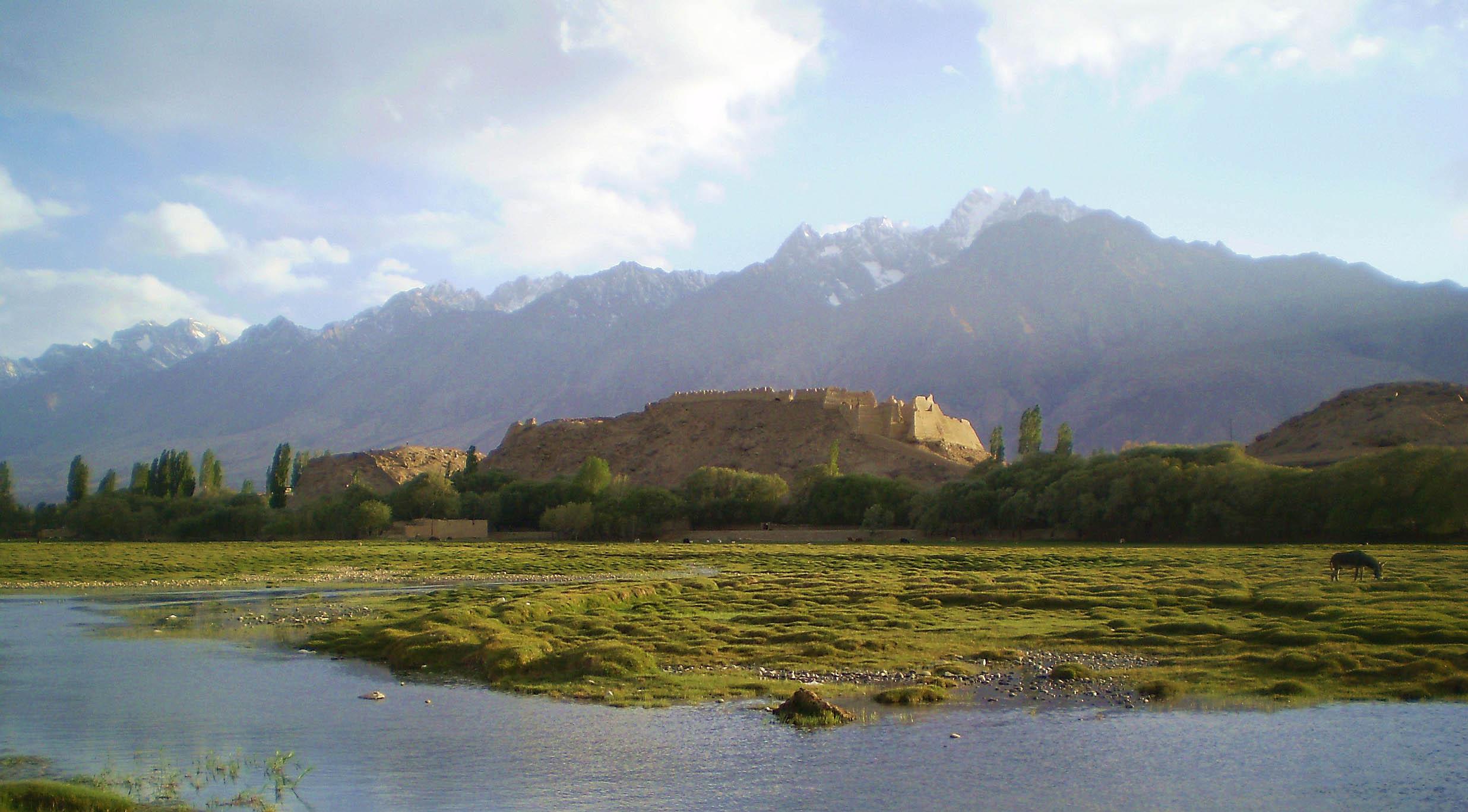 Tashkurgan - El Viaje del Monje Xuan Zang