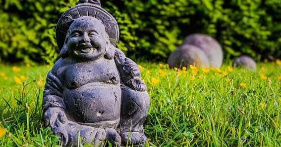 Budai, Buda Sonriente, laughing buddha,