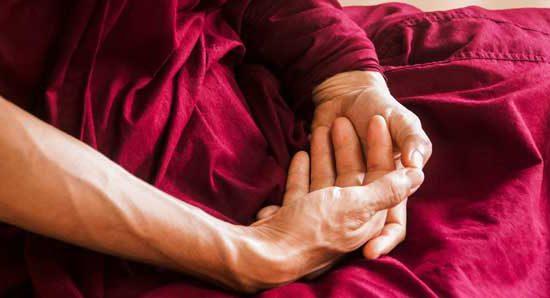 Relación del Kung fu con la meditación