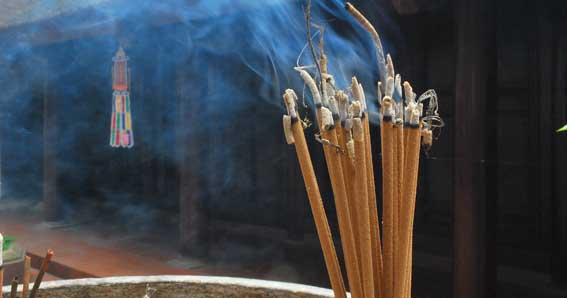 Idea del Alma en China, Veneración de los Antepasados