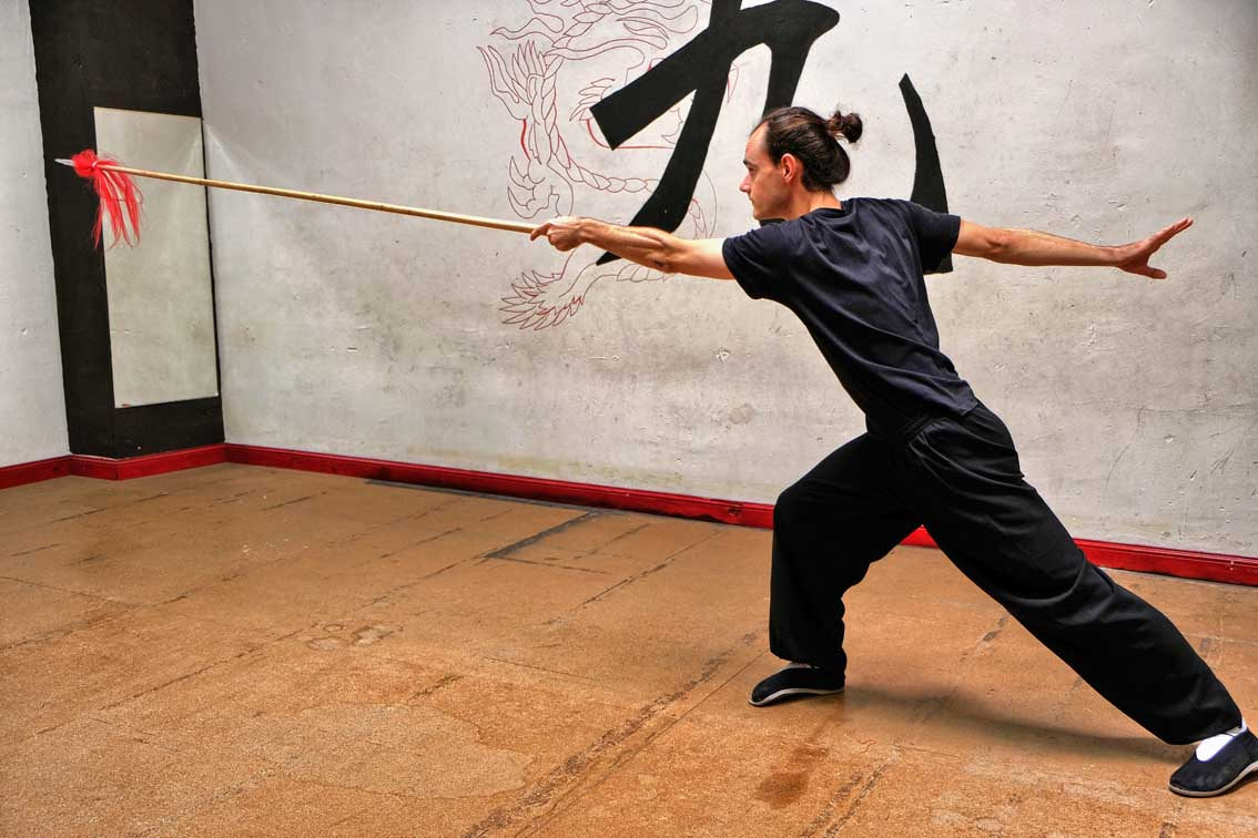 lanza - The Kung Fu Spear