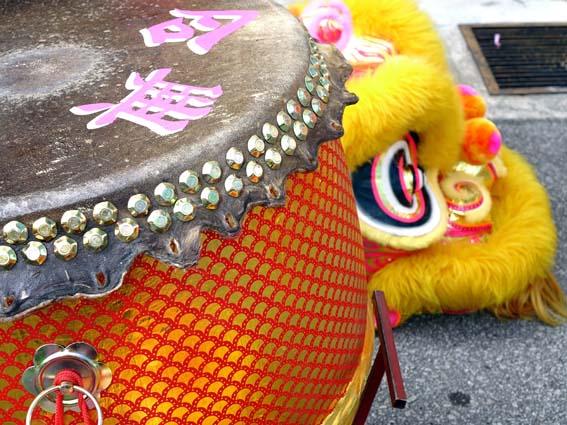 Artes Marciales, Danza del León, Choy Li Fut Kung Fu