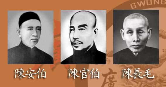 Historia del Choy Li Fut, China, Kung Fu