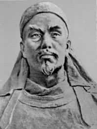 Hong Xiuquan, líder de la Revolución Tai Ping