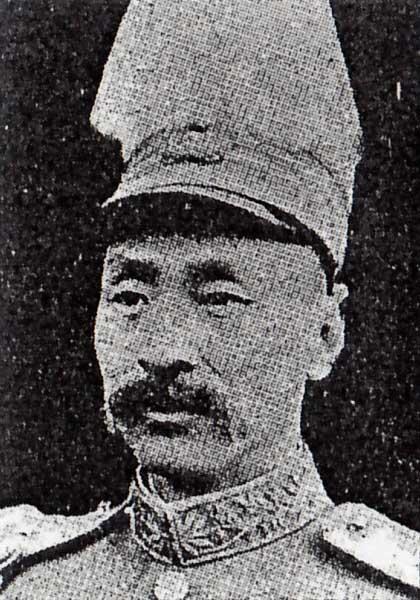 General Li Jinglin, espada de Wudang, Kung Fu