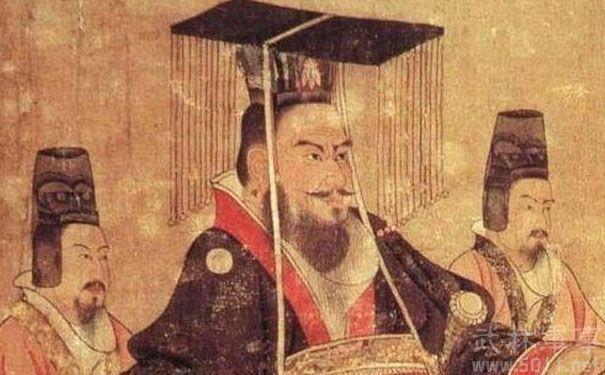 Emperador Wudi - Bodhidharma