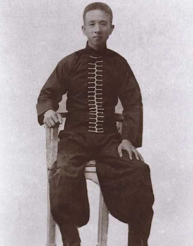 Chan Yiu Chi joven - Great Grandmaster Chan Yiu Chi (Choy Li Fut History VI)