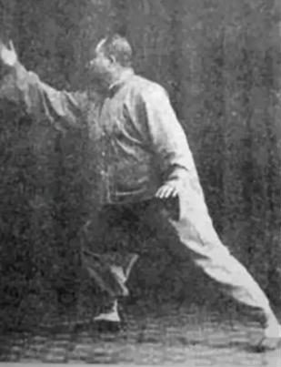 Yang Cheng Fu Lie Separar - The Eight Energies of Tai Ji Quan