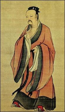 Emperador Yao - Los Tres Reyes Sabios