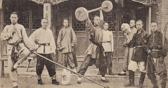 Wushu moderno, Wushu, Kung Fu deportivo, Origen Wushu