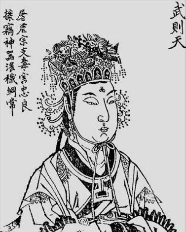 Wu Zetian emperatriz China - Wu Zetian, Única Emperatriz de China
