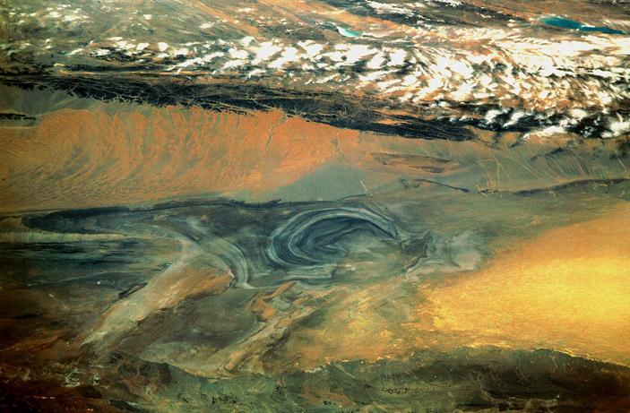 Cuenca Seca Lop Nur - El Reino Perdido de Loulan