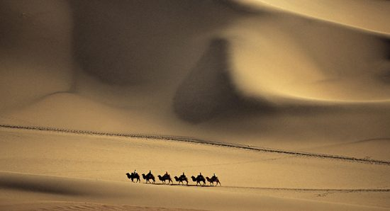 Silk Route, Silk Road, Ruta de la Seda, Loulan