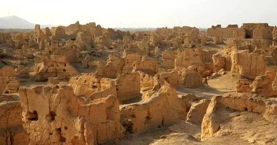 Ruinas Loulan - El Reino Perdido de Loulan