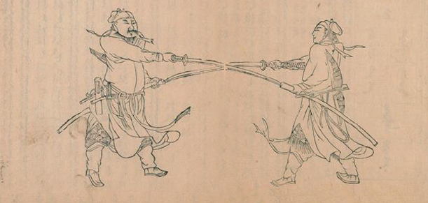 Changdao Sable largo - The Chinese Sabre: History and Evolution