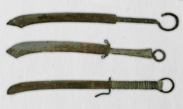 Dadao Sable Grande - The Chinese Sabre: History and Evolution