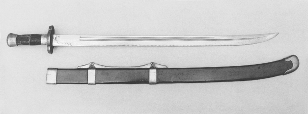 Yanmaodao Sable de Pluma de Ganso - The Chinese Sabre: History and Evolution