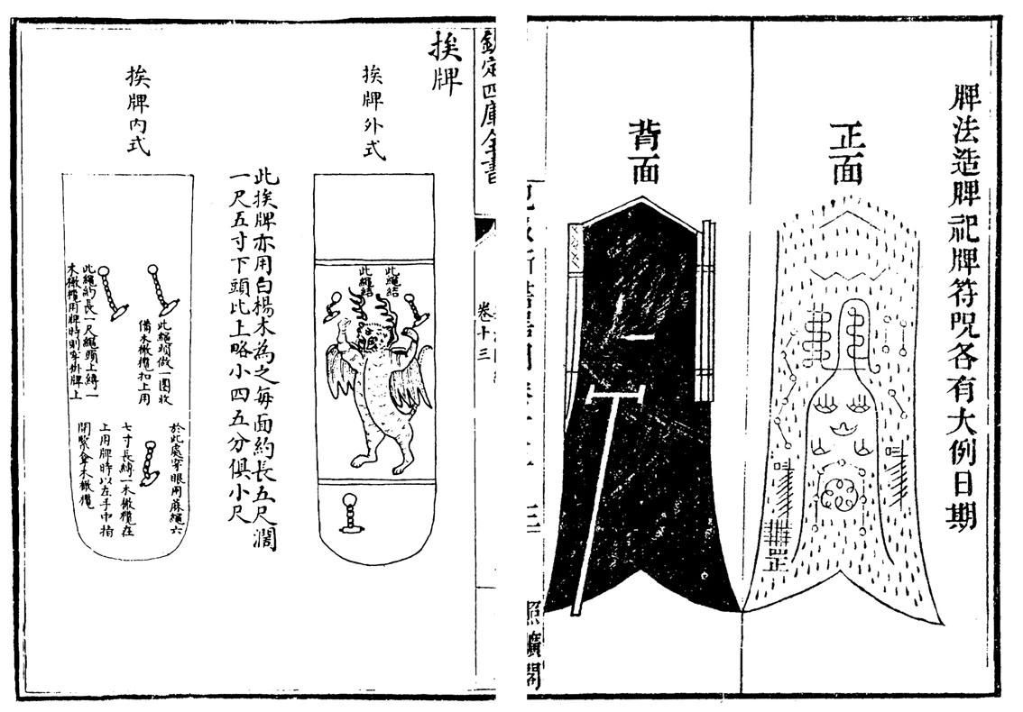 """Escudo Ai Pai - Qi Jiguang (I): The """"Mandarin Duck"""" Formation"""