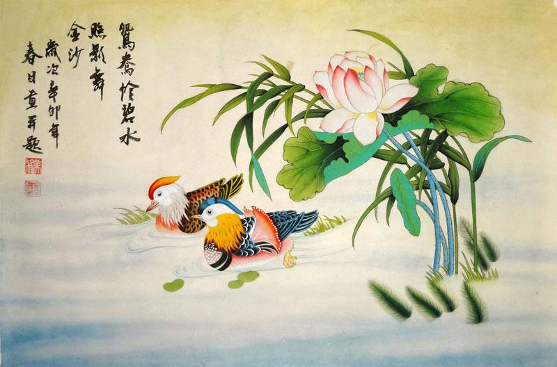 "Patos mandarines - Qi Jiguang (I): The ""Mandarin Duck"" Formation"