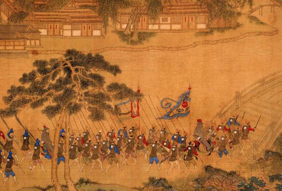 Piratas japoneses wokou - Qi Jiguang (II): La Introducción de Técnicas de Esgrima Japonesa en las Artes Marciales Chinas