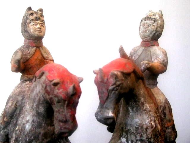 """Guerreros Tigre Dinastía Sui - Los """"Tigres de la Guerra"""" de la Dinastía Qing"""