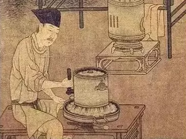 """molido del te - From """"Eating Tea"""" to """"Drinking Tea"""": Tea Since Táng Dynasty"""