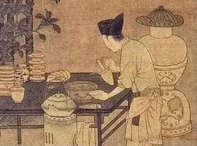 "preparado del diancha - From ""Eating Tea"" to ""Drinking Tea"": Tea Since Táng Dynasty"